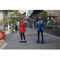 6.5 Inch 2 Wheel Self Balancing Electric Vehicle For Adult Amusement Manufactures