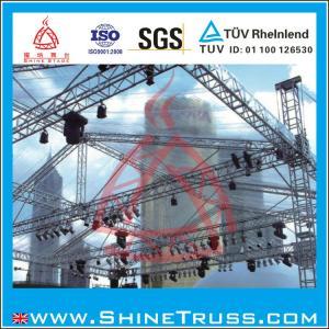 Aluminum lighting truss, stage truss, truss display, trellis truss Manufactures