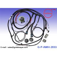 Linda Fork lift Industrial Wiring Harness HDP 26-24-31SE Connector 1/# AWG Cable Manufactures