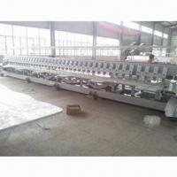 High Speed Flat Embroidery Machine Manufactures