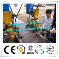 China LF Series H Beam Production Line , Cantilever Submerged Arc Welding Machine on sale