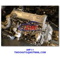 4 Cylinders Isuzu Engine Spare Parts 4HF1 Manual Transmission Long Service Life Manufactures