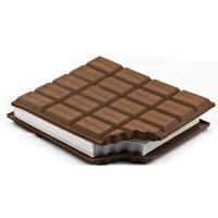 Chocolate Personalised Notebooks Customized For Promotional Manufactures