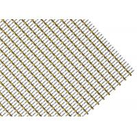 Interior & Exterior Architectural Wire Mesh with Stainless Steel And Cooper Wire Manufactures