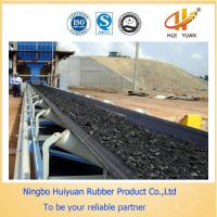 Quality Black Ep Rubber Conveyor Belt for Transporting Bulk Materials with excellent for sale