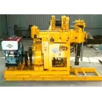 High Efficiency Water Well Drilling Rig XY-3 300m Depth For Geothermal Exploration Manufactures