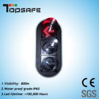 200mm (8 inches) LED Traffic Signal with 3 Left-Turn Arrows (TP-FX200-3-203) Manufactures