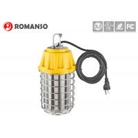 Construction Site String Lights: 12000Lm 100W Temporary Lighting Requirements For