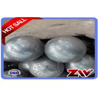 Forging - casting Technology high Cr 1-5 Inch Cast Iron Balls For Cement Plant Manufactures