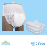 Pulp Sleepy Adult Disposable Diapers , Economy Adult Diaper Pants Underwear Manufactures