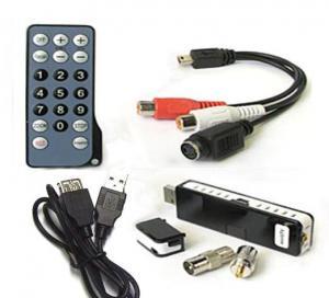USB Analog tv tuner Manufactures