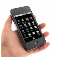 Super Cheap newest mobile phone star w008 android 2.2 3.5inc resistance touch screen dual sim card GPS W008 Manufactures