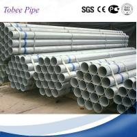 Tobee ® Q235 ST35 galvanized iron pipe price for water pipe line Manufactures