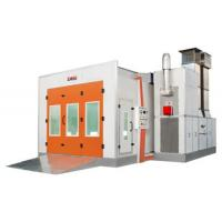 China Automotive Global Infrared Car Spray Booth , Electric Spray Paint Booth on sale
