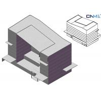 3D Planing Shuttering Design Calculation , Formwork Calculation Example Manufactures