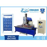 Steel Kitchen Rack Automatic Welding Machine For Welding Pipe And Wire Mesh Manufactures
