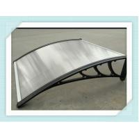 Polycarbonate door canopy/PC window awning/plastic door awning/front door canopy/5mm Hollo Manufactures