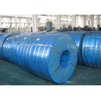 750mm - 1250mm Zinc Coated Spangle Hot Dipped Galvanized Steel Coils Manufactures