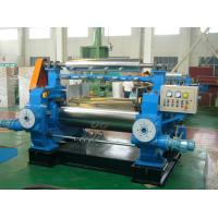 China XK Series Two Roll Mixing Mill Open Rubber Mixing Equipment on sale