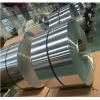 China High Tensile Strength Nickel Alloy Pipe Fittings Coil Strip With Heat Treatment on sale