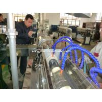 China 60KW High Power Plastic Extruder Machine For PMMA or Acrylic Bar / Rod 30mm-120mm on sale