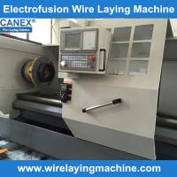 CNC E/F Wire Laying Machine Manufactures