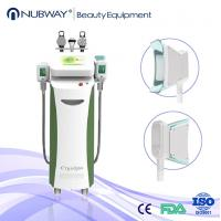 Cryolipolysis Machine Fat Freezing For Body Slimming with RF cavitation handle Manufactures
