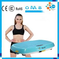 China Body Building Big Butt Magical Showing Vibration Plate on sale