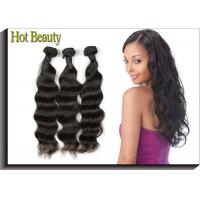 China Malaysian Hair Extensions For Adults Clean & Neat Ends Body Wave Can Be Permed wholesale