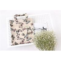 "Multi - Functional 100% Cotton Eco Custom Canvas Bags with 15""W x 16""H Standard size Manufactures"