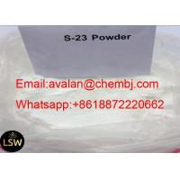CAS 1010396-29-8 99% Purity White Oral SAM Powder S-23/S23 to Increase Muscle Mass Manufactures
