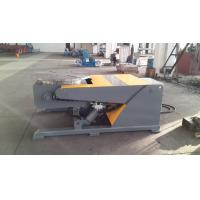 3 Axis Hydraulic Lifting Welding Positioner Lifting Tilting by Hydraulic Cylinder Table Revolving VFD Change Speed Manufactures