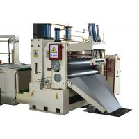 Quality Transverse Shear Cut To Length Line Machine 1250mm Width Color Optional for sale