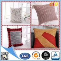 China Custom Polyester Printed Frozen Pillow Case  Home Textile Products for Sofa on sale