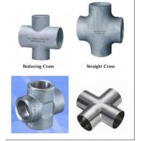 China Carbon Steel ASTM A860 WPHY60 CROSS on sale
