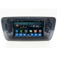 China Bluetooth Volkswagen Dvd Navigation With HD Resolution Capacitive Touch Panel on sale