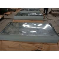 Hot Dipped JIS SGCC , SGCH Galvanized steel Sheet / Sheets DX54D Z For Electron Manufactures