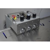 Solid Iron Material LED PCB Separator Machine With Three Group Blades Manufactures
