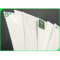 Quality Grade AA 140gsm 170gsm Recyclable White Top Kraft Liner Paper For Packaging for sale