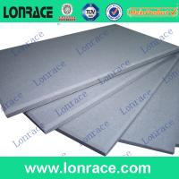 non-asbestos high strength fire resistant fiber cement board,4.5 ~18mm thickness Manufactures
