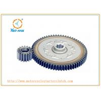China ADC12 Alloy Motorcycle Clutch Components Clutch Gear 69T-17T C70 / 90CC on sale