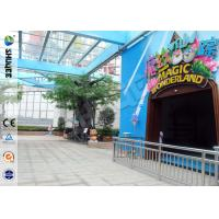 Exciting 4D Cinema Equipment With Especial Effect For Kids Entertainment Manufactures