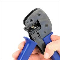 China Solar Crimping Tool For MC4 Connector / High Precision Solar Installation Tools on sale