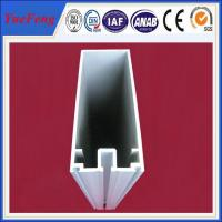 best price!! curtain wall aluminium profile supplier / aluminium curtain wall profiles Manufactures