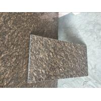 China On Sale Counterop Tile Slab Cheap China Dyed Brown Granite Slabs&Tile on sale