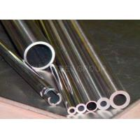 317 / 304 Stainless Steel Round Tube Welded High Strength For Textile Industry Manufactures