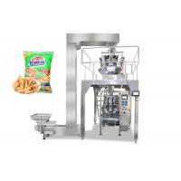 1000ml Automatic Packaging Machine For Chips / Snacks / Frozen Shrimp Manufactures