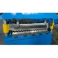 Corrugated sheet roll forming machine Manufactures