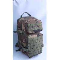Buy cheap Heavy Duty Military Camouflage Backpack 43x25.4x23CM With Molle Webbing from wholesalers