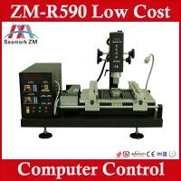 China bga rework machine  ZM R590 BGA rework station, bga reballing machine on sale